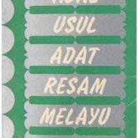 yqy_Asal Usul Adat Resam Melayu.pdf