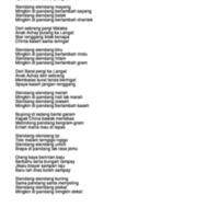 Lagu Selendang Mayang Malaycivilization